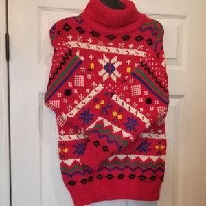 BRAVO! Vintage bright tacky sweater